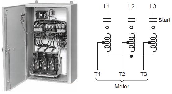 Autotransformer Motor Starter