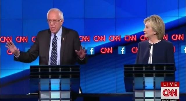 Ladies and Gentlemen, the Democratic Debate