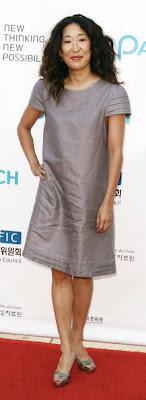 Sandra Oh attends the East Korean Film Festival