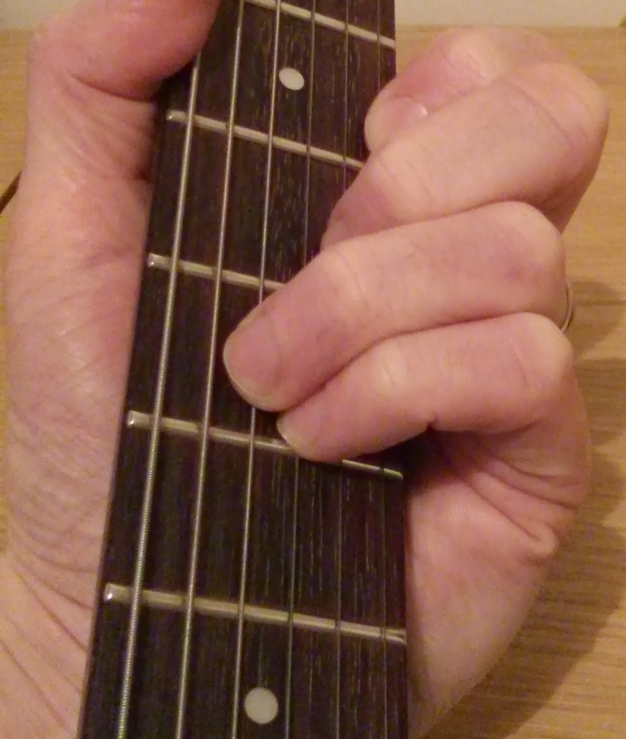 A New Guitar Chord Every Day Cminor Guitar Chord