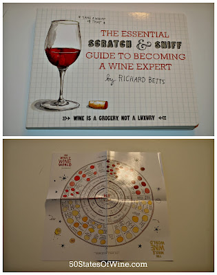 Scratch and Sniff Wine Expert