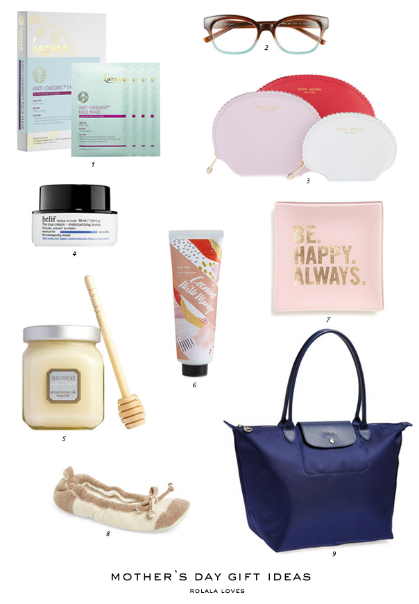 Mother's Day Gifts, Mother's Day Gift Guide