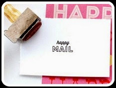 NOTE re Happy Mail tab above