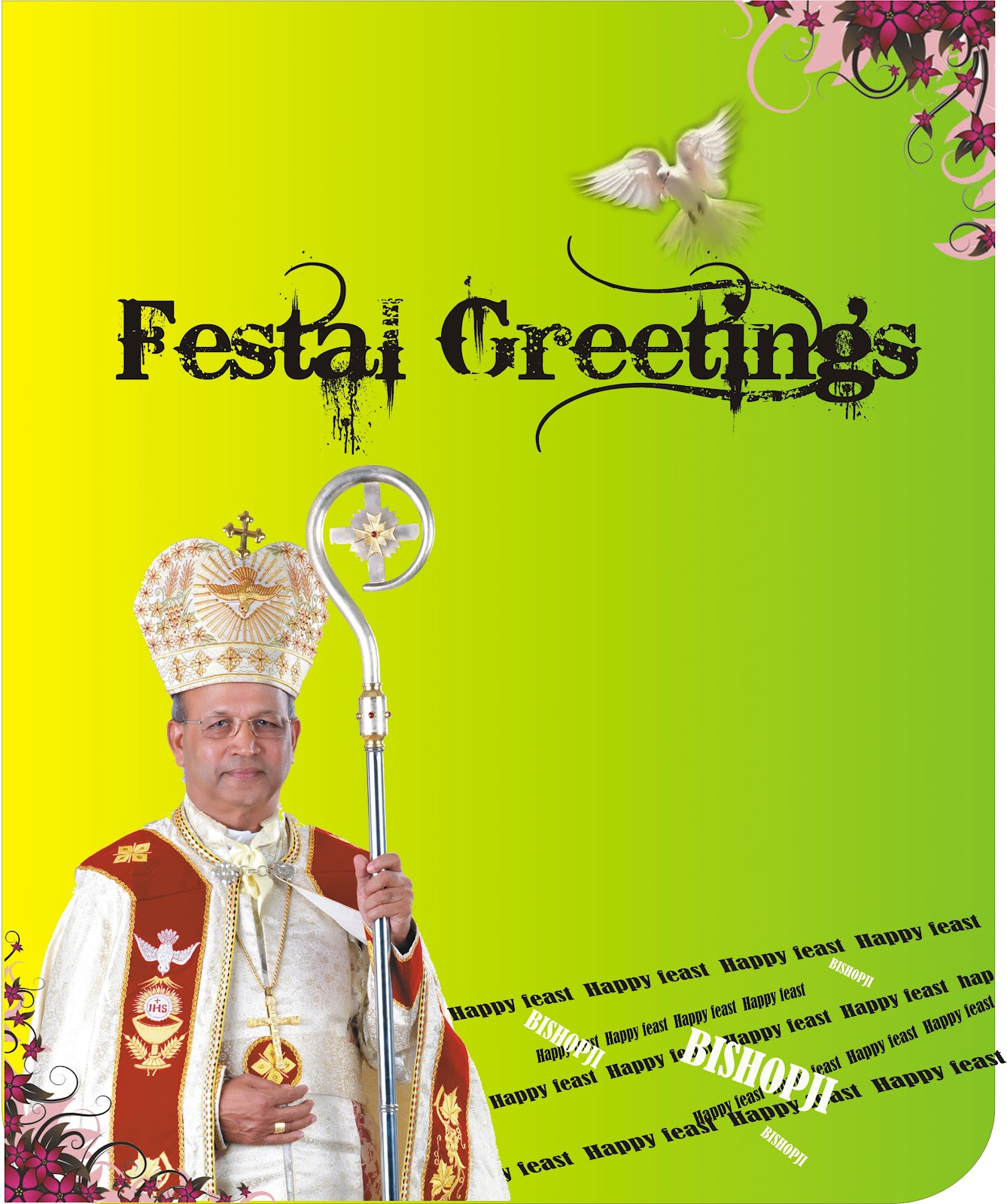 Diocese of sagar festal greetings to our dear loving bishop festal greetings to our dear loving bishop anthony chirayath kristyandbryce Images