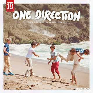 One Direction What Makes You Beautiful Album Cover