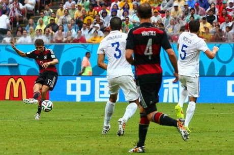 Copa 2014: Alemanha e EUA avançam as oitavas, enquanto Portugal mesmo vencendo não se classifica