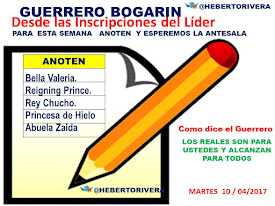 EL GUERRERO BOGARIN