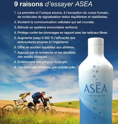 ASEA REDOX, pourquoi vous devez l'essayer ?