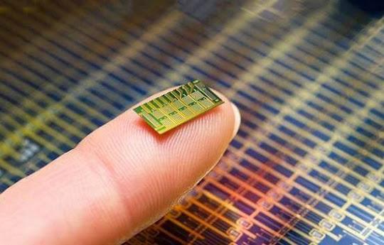 Contraceptive Microchip