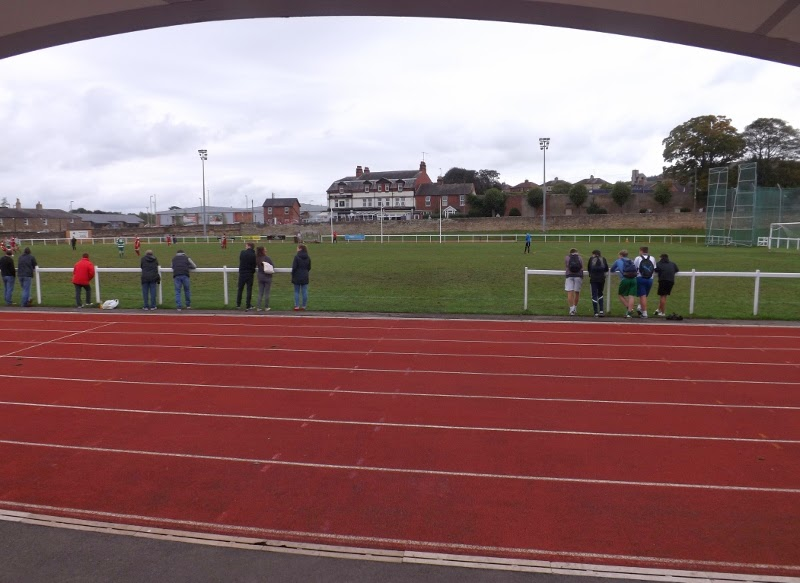 The Accidental Groundhopper Ground 239 Tynedale Athletics Park Hexham