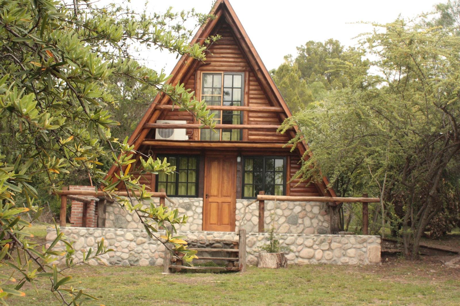 Caba as dos arroyos - Fotos de bungalows de madera ...