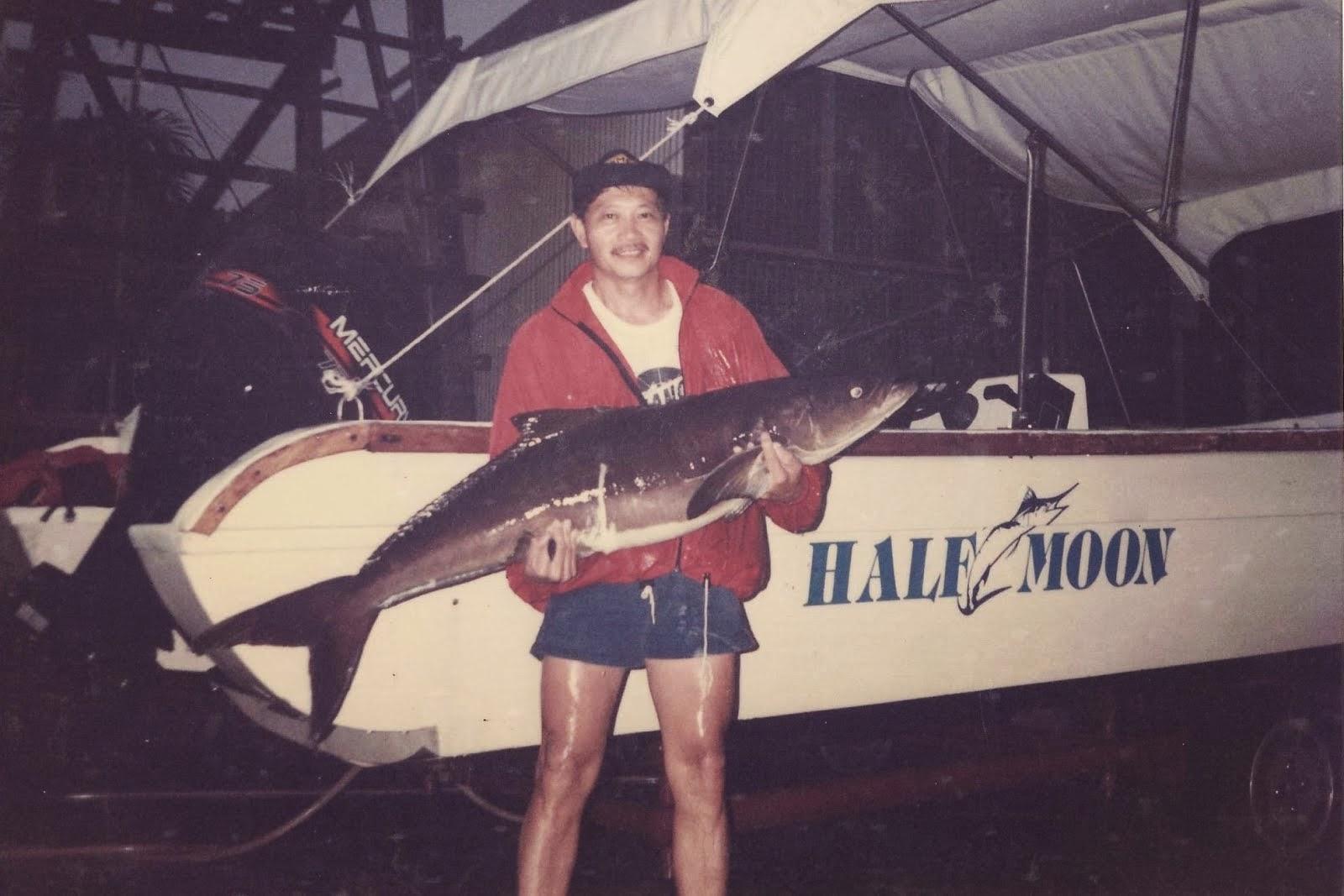 my Fishing Adventure - 20 kg Ikan Tasek Haruan