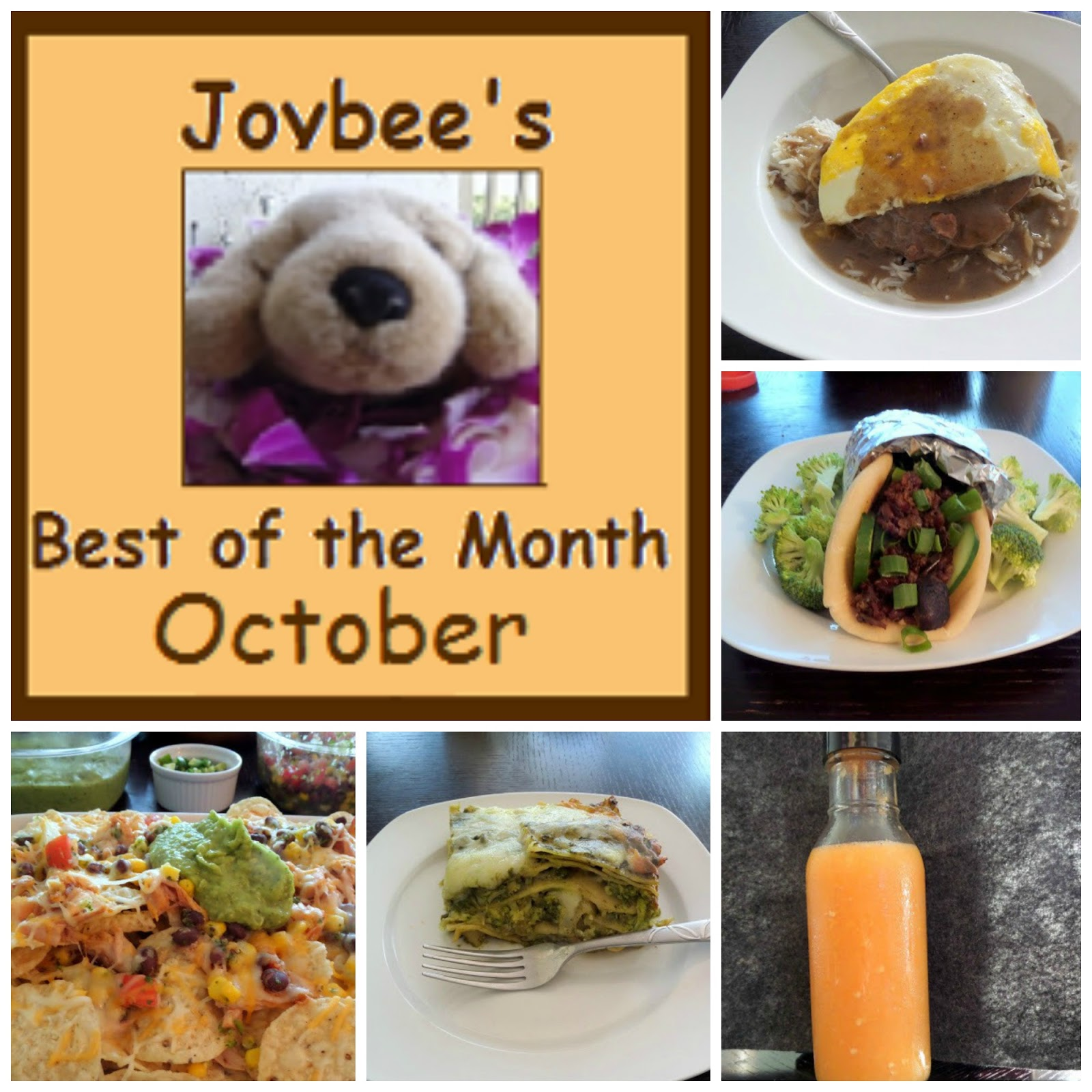 Best of the Month October 2014:  A recap of my most popular posts from the previous month, October 2014.