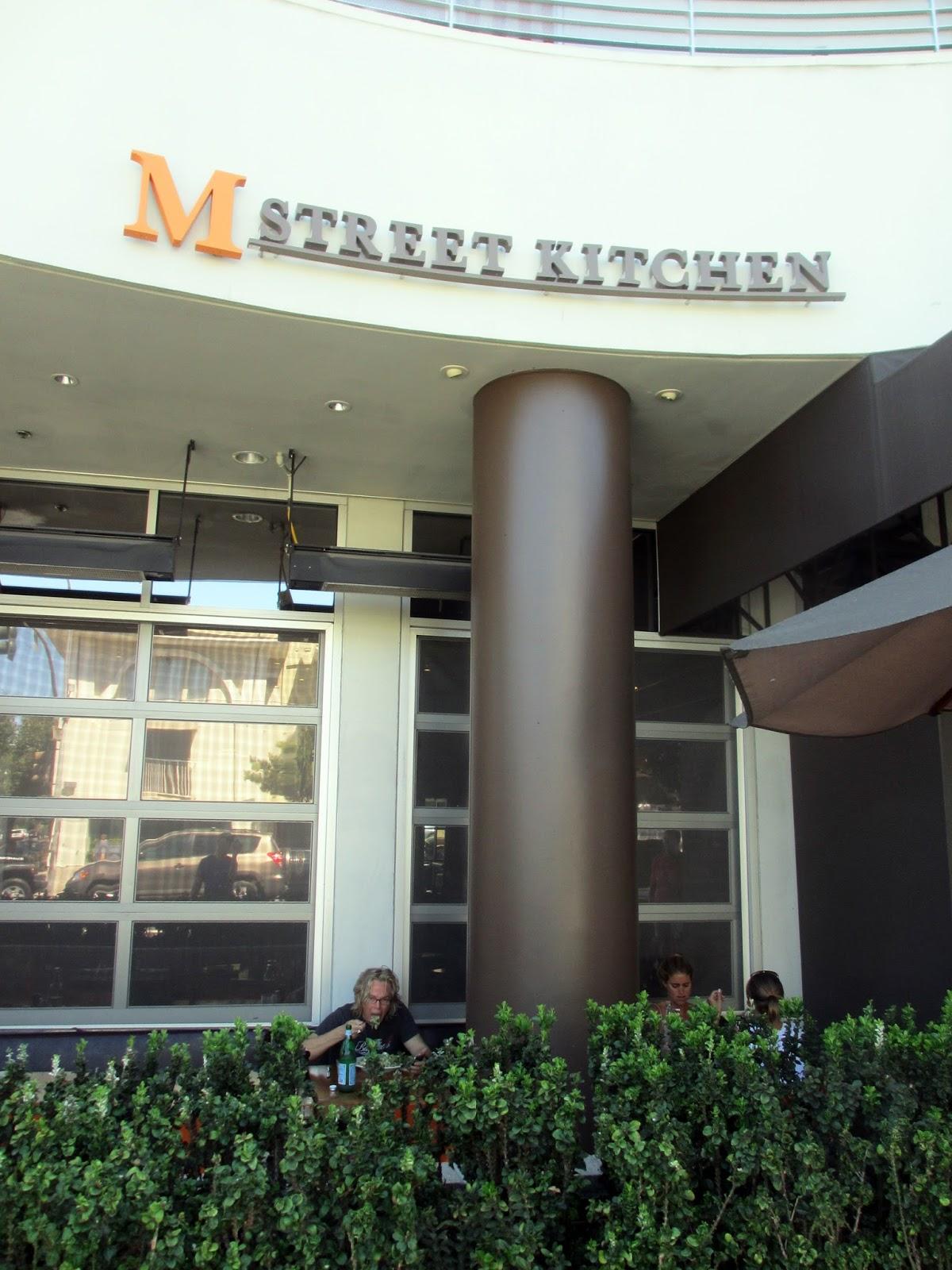 Florida Burger Lover: M Street Kitchen - Los Angeles