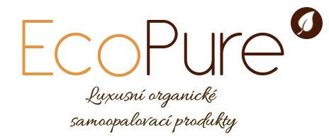 100% přírodní samoopalovací a pečující kosmetika Eco by Sonya