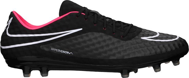 Nike Hypervenom 2014 Schwarz / Weiß