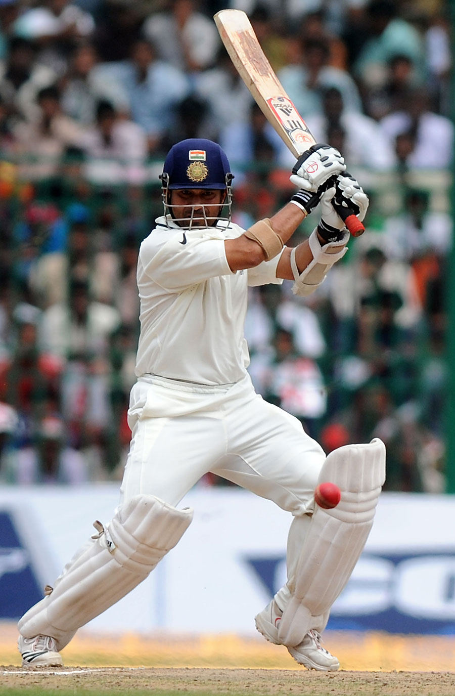 Sachin Tendulkar Looked In Imperious Form, India V Australia, 2nd Test, Bangalore, 5th Day, October 13, 2010