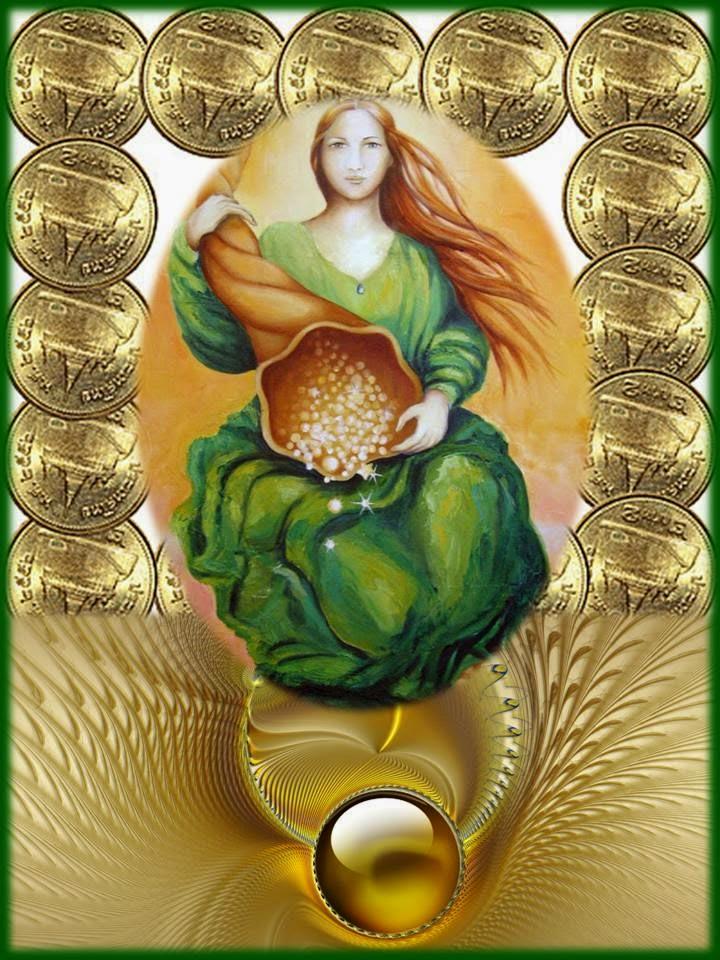 Para dinero y fortuna oraci 211 n a abundia diosa de la abundancia y