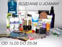 Rozdanie u Joanny