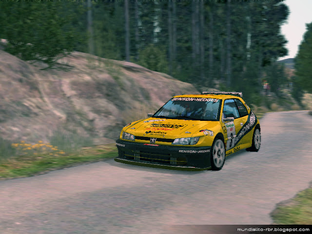 Bertone - Rallye El Corte Inglés 2001