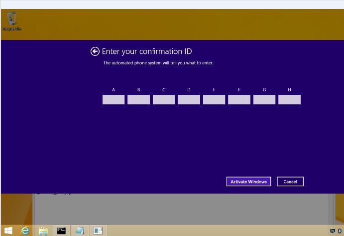 Windows Activation Error 0XC004C020