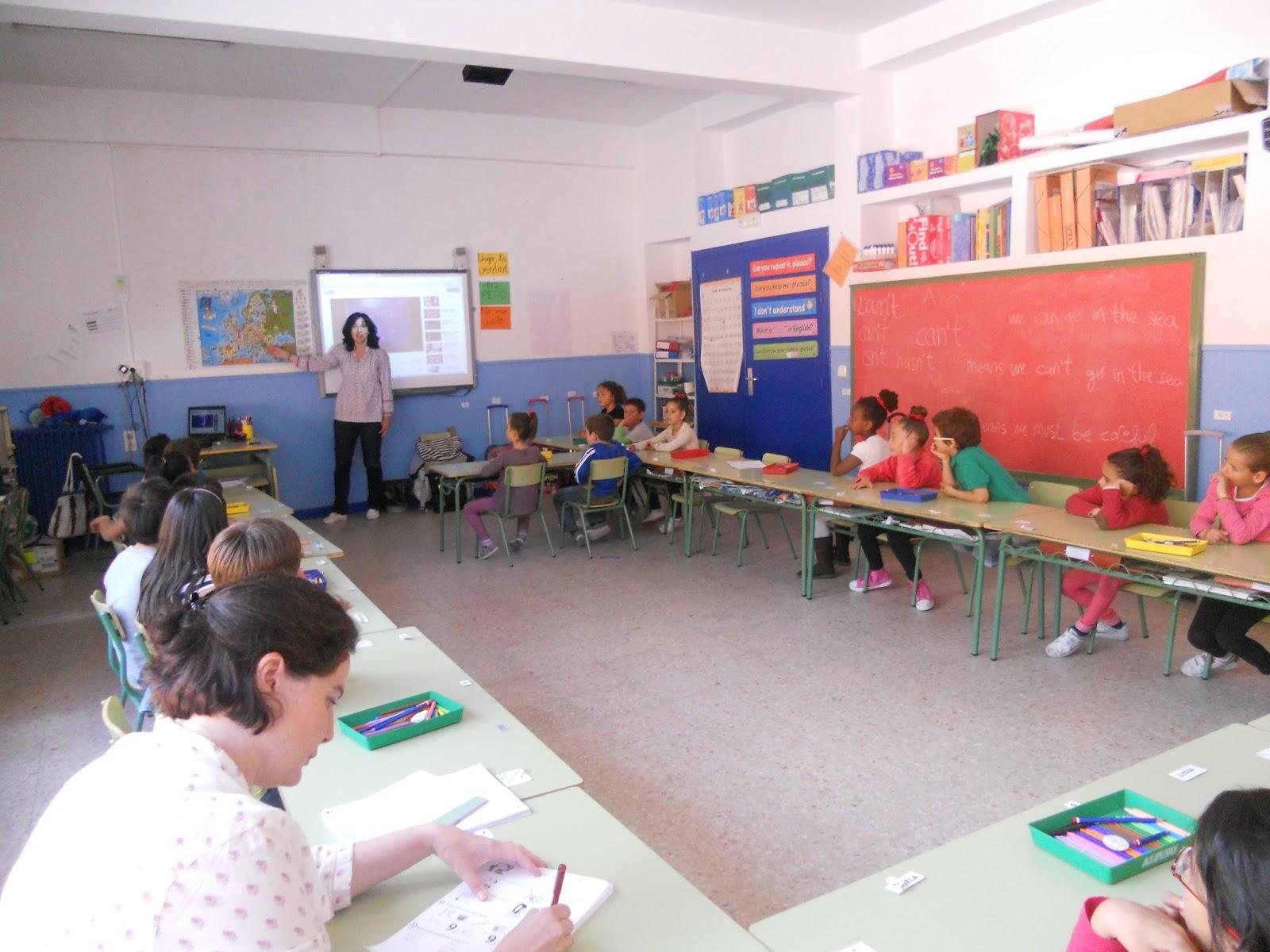 Europa junior taller europeo en colegio ciudad pegaso - Ciudad pegaso madrid ...