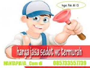 Jasa Tinja dan Sedot WC Petemon Call 085100926151