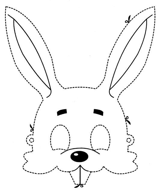 Desenhos De Mascara De Carnaval Para Imprimir E Colorir 07
