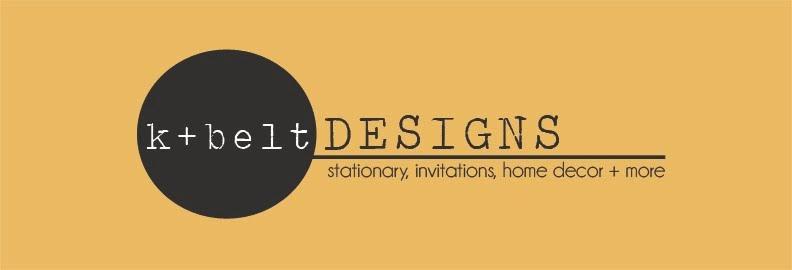 k+belt designs