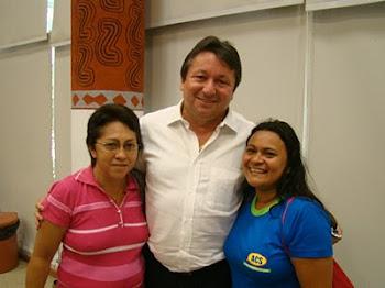 Dep. Eliel apoio os Agentes Saúde do Pará.
