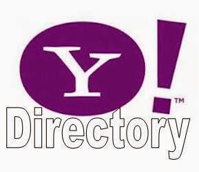 Yahoo directory in blog bisnis online