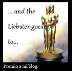 Premio LIEBSTER al blog