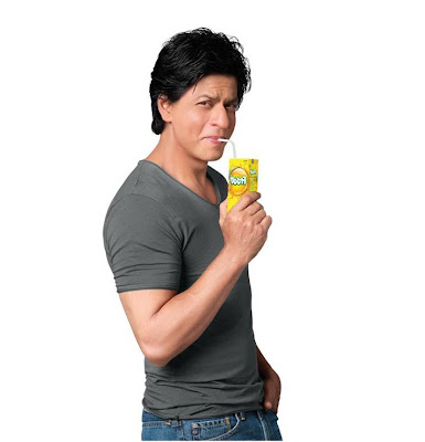Shahrukh Khan Latest Photo Shoot for Frooti Mango Juice ads print