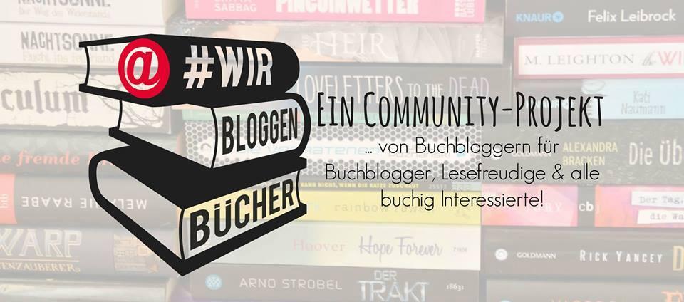 Mein Beitrag zu #wirbloggenbücher