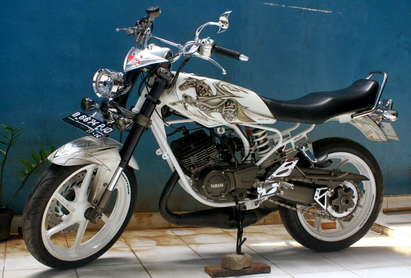 Gambar Modifikasi Yamaha Force 1