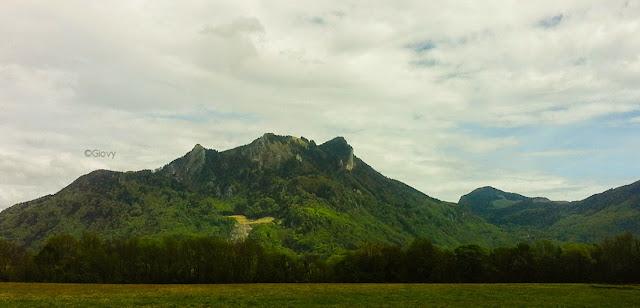 Viaggio in treno in Austria