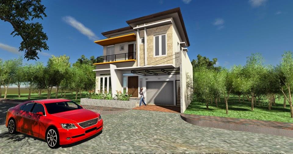 desain rumah 15rb m2 desain rumah minimalis 2lt bp ikin