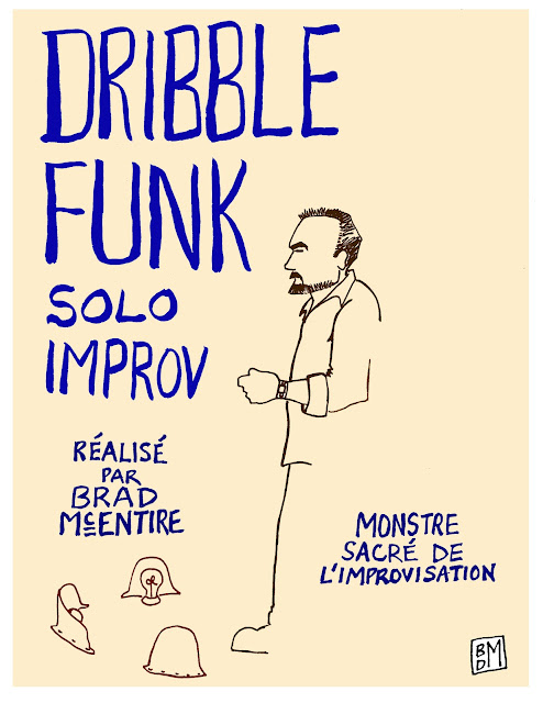 Dribble Funk Solo Improv