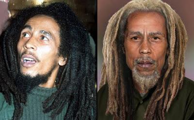 Legenda Musik Reggae Bob Marley