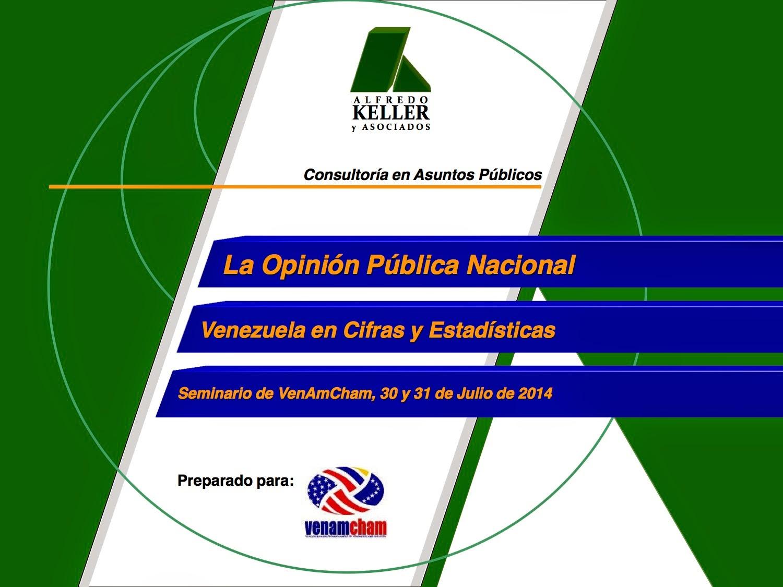 Venezuela en Cifras y Estadísticas