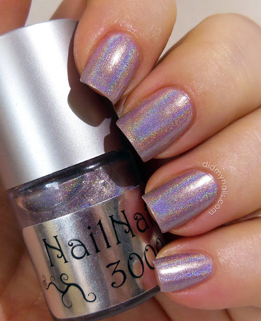 NailNation 3000 Baby Doll swatch
