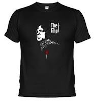 camiseta Tyrion Lannister al estilo de 'El padrino' The Imp - Juego de Tronos en los siete reinos