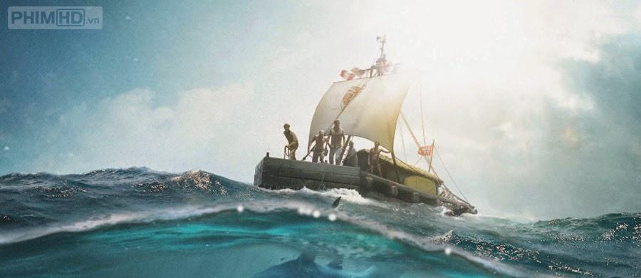 Phim Lênh Đênh Trên Biển VietSub HD | Kon Tiki 2012
