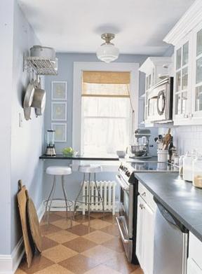 AR home's design : {Piccole Cucine}