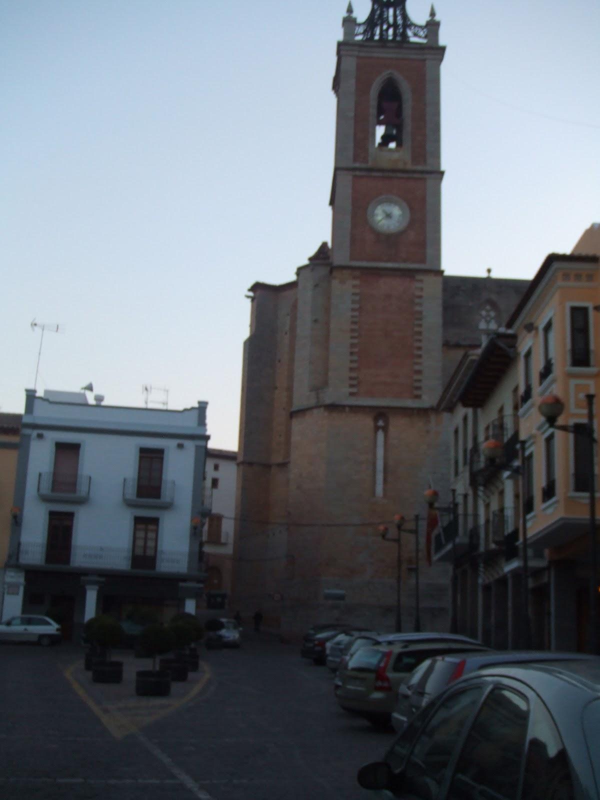 Sagunto saguntum 5 iglesia santa mar a for Oficina turismo sagunto