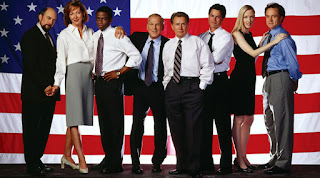 west wing tv show cast