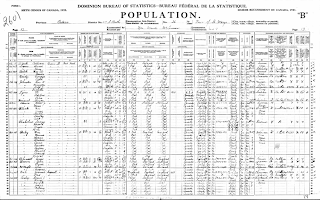 Library and Archives Canada Answers Questions About the 1921 Canadian Census