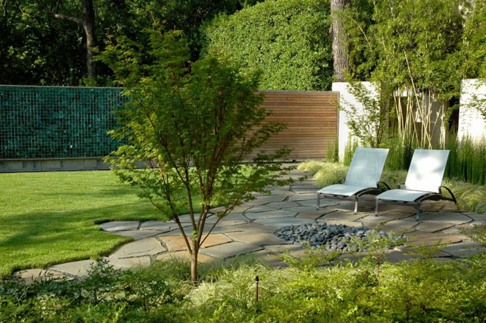 Casas minimalistas y modernas nuevos jardines minimalistas for Jardines minimalistas