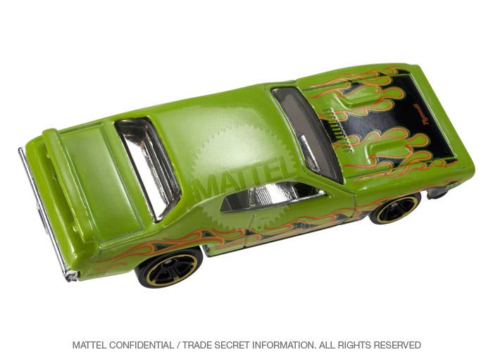 64 Corvette Stingray , Lotus M250 , '73 Pontiac Firebird