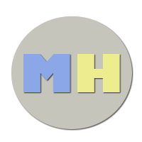 The MH logo